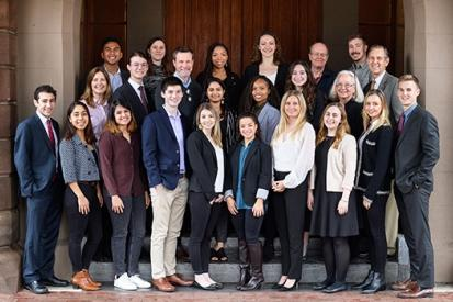 Photo of the 2020 SINSI cohort