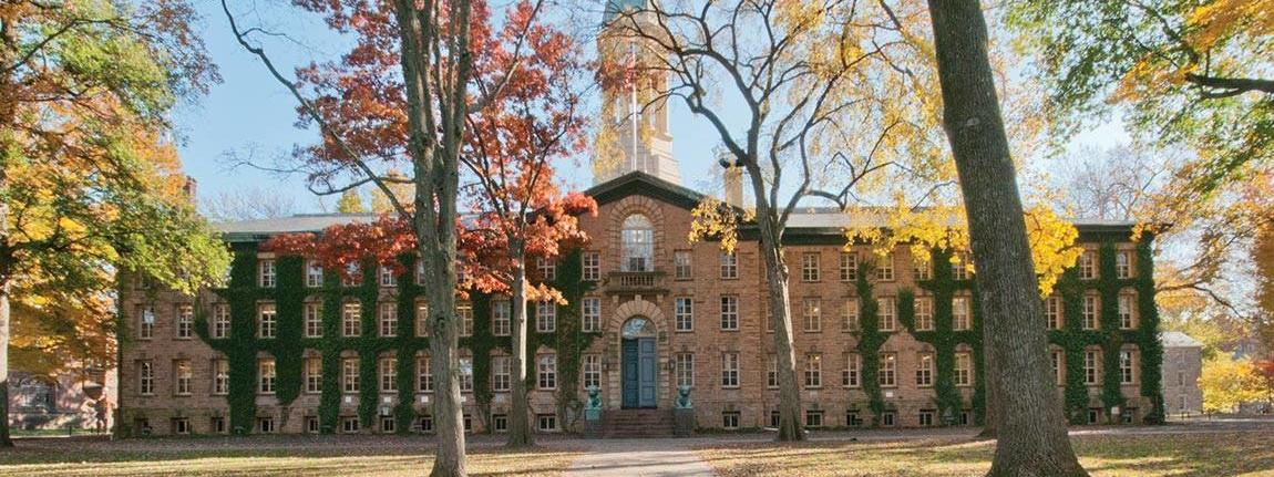 Photo of Nassau Hall